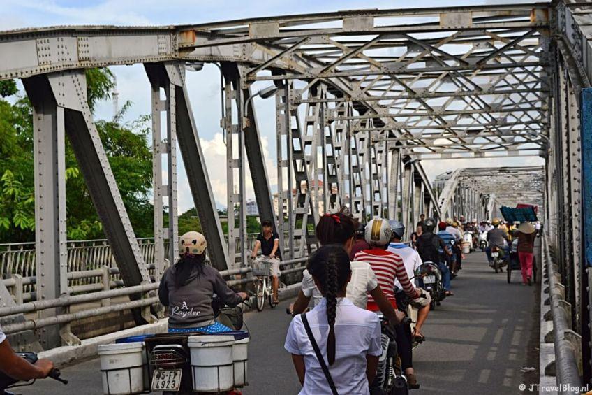 Verkeer in Hué