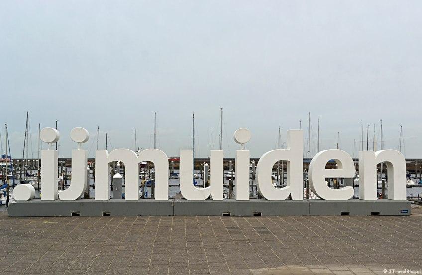 Wandelen in de duinen van IJmuiden: IJmuiden