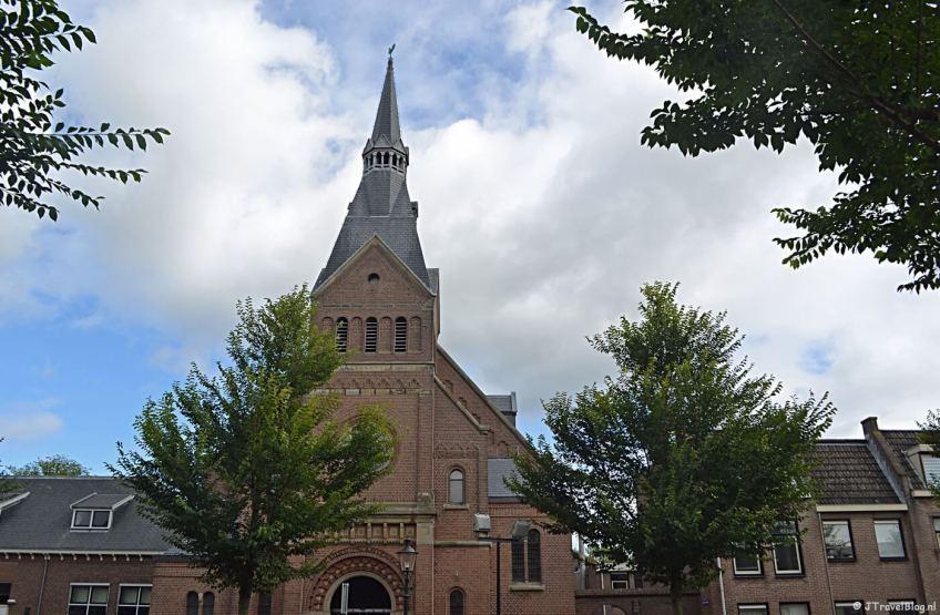 De Van Houtenkerk in Weesp