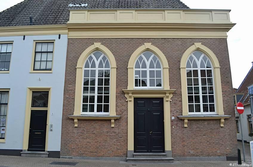 De synagoge van Weesp