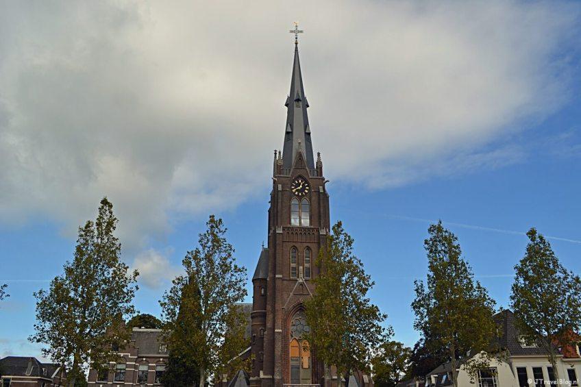 De Laurentiuskerk in Weesp