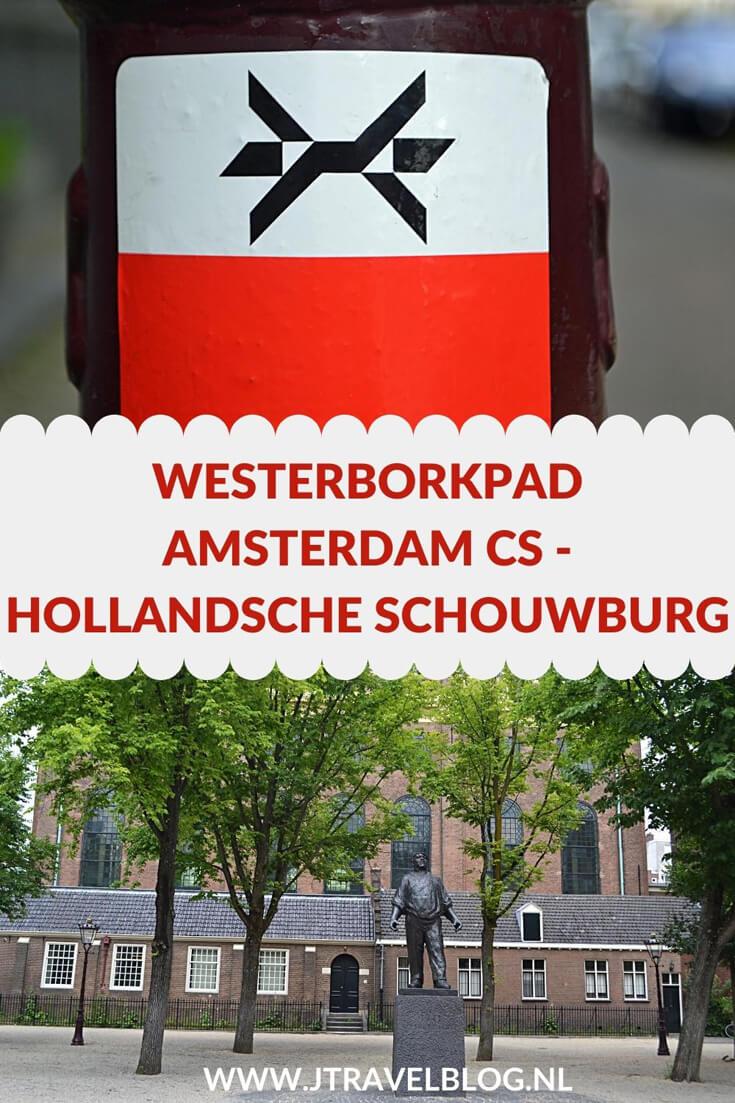 Een verslag van etappe 0 van de lange-afstandswandeling Westerborkpad. Deze proloogetappe loopt van Amsterdam Centraal Station naar de Hollandsche Schouwburg in Amsterdam. Mijn belevenissen en mijn route lees je in deze blog. Loop je mee? #amsterdam #westerborkpad #etappe0 #geschiedenis #tweedewereldoorlog #wandelen #hiken #jtravel #jtravelblog