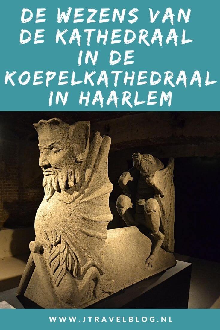 Heb jij 'De Wezens van de Kathedraal in de KoepelKathedraal in Haarlem al bezocht. Dit kan nog t/m 25 oktober 2020! Bezoek na afloop ook de Kathedraal. Deze is zeer de moeite van een bezoek waard. Meer over 'De Wezens van de kathedraal' en de KoepelKathedraal in Haarlem lees je op mijn website. #haarlem #wezensvandekathedraal #wezensvandekathedraal #wezensvandekoepelkathedraal #koepelkathedraal #jtravel #jtravelblog