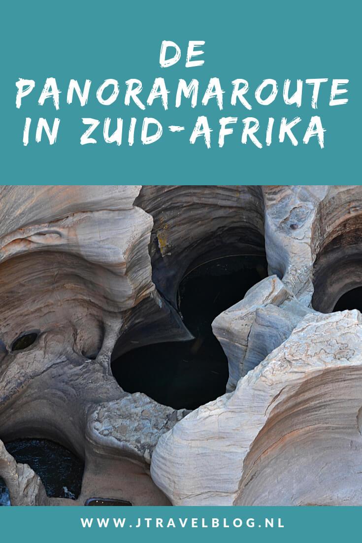 Tijdens mijn rondreis door Zuid-Afrika reed ik o.a. de Panoramaroute. Wat je kunt zien op deze route lees je hier. Lees je mee? #panoramaroute #zuidafrika #southafrica #pilgrimsrest #godswindow #bourkesluckpotholes #drierondavels #blyderiviercanyon #jtravelblog #jtravel
