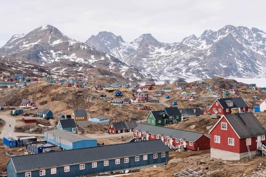 Groenland Foto: Filip Gielda / Unsplash