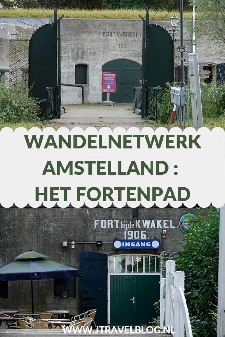 Ik maakte de wandeling via het Fortenpad van Wandelnetwerk Amstelland. Het is een wandelroute van 8 kilometer langs een paar forten rond Uithoorn die onderdeel uitmaken van de Stelling van Amsterdam. Wandel je mee langs het Fortenpad in Uithoorn en De Kwakel? #fortaandedrecht #fortbijdekwakel #uithoorn #dekwakel #wandelnetwerkamstelland #jtravelblog #jtravel