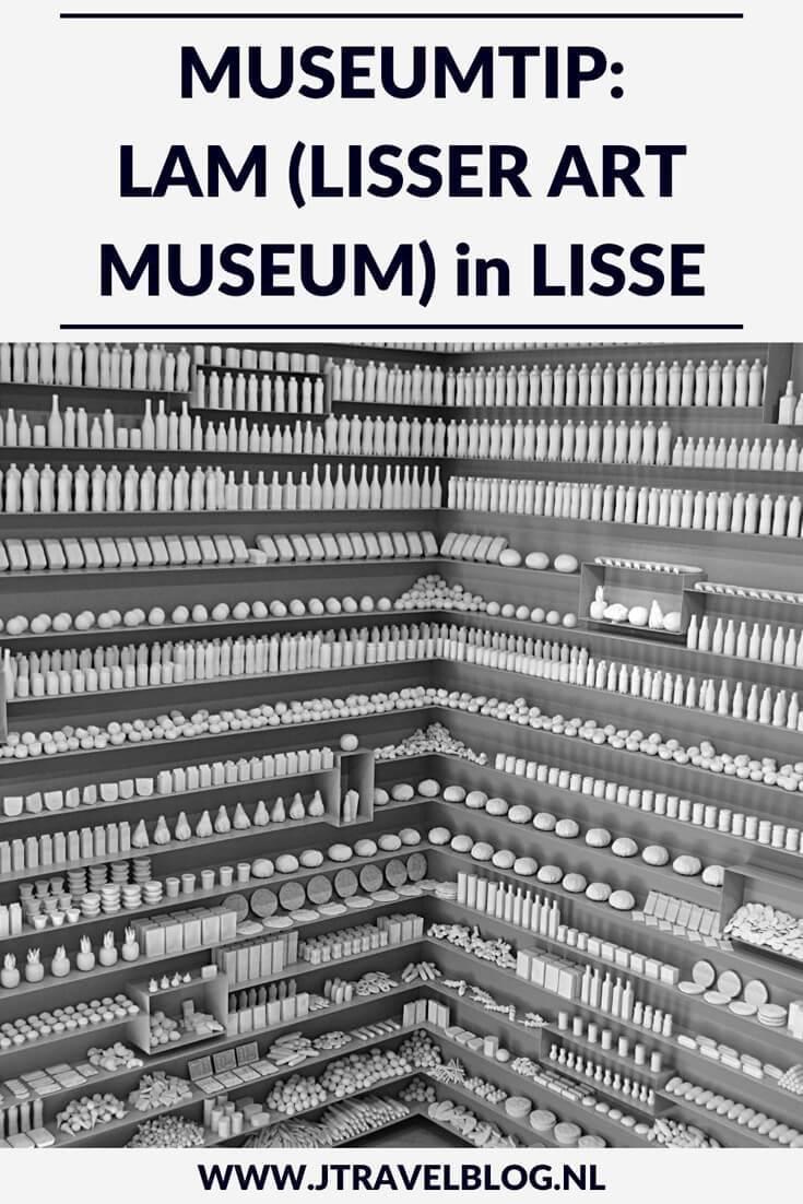 Ik bezocht het LAM (Lisser Art Museum) in Lisse. Een museum anders dan anders. Informatie over dit museum op het terrein van Kasteel Keukenhof lees je in dit artikel. Lees je mee? #lamlisse #lam #lisse #bollenstreek #museum #jtravel #jtravelblog