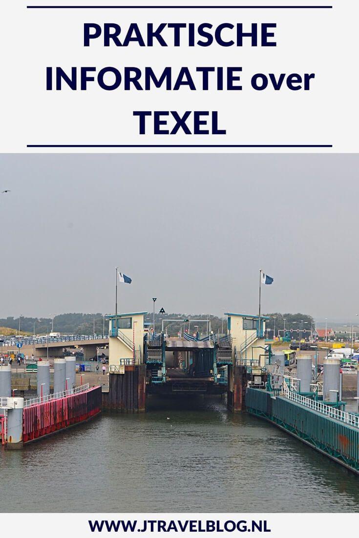 In deze blog geef ik je praktische informatie over Texel, zoals het vervoer naar en op Texel, het openbaar vervoer, parkeren en accommodaties. Lees je mee? #texel #teso #texelhopper #vvvtexel #jtravel #jtravelblog