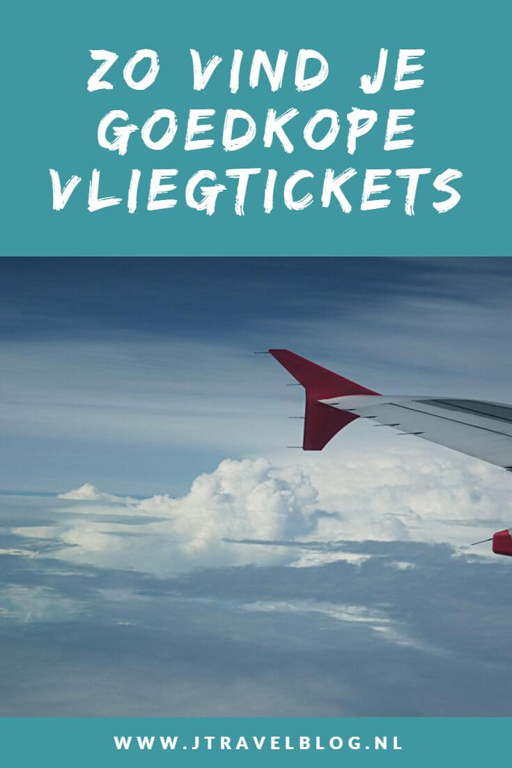 Wil je weten hoe je extreem goedkope vliegtickets scoort? Je checkt het hier, met mijn beste tips voor het scoren van goedkope vliegtickets! #vliegtickets #goedkopevliegtickets #vliegen #reistip #vakantietip #vakantie #reizen #jtravel #jtravelblog