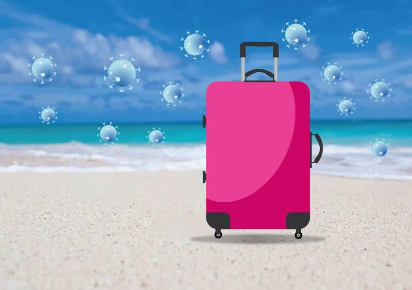 Op vakantie in coronatijd