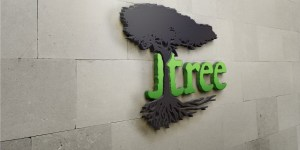 Jtree Wall Art Logo