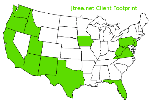 Jtree Client Footprint