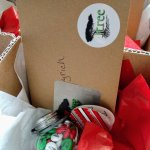 Jtree Holiday Cheer Gift Box