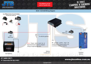 redarc bcdc1220 wiring diagram dvi to vga pinout easy read diagrams for bcdc chargers ign