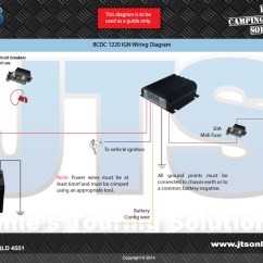 Solar Battery Wiring Diagram For Caravan Charger Somurich Pmi Knowledge Areas Redarc Bcdc1220 - Somurich.com