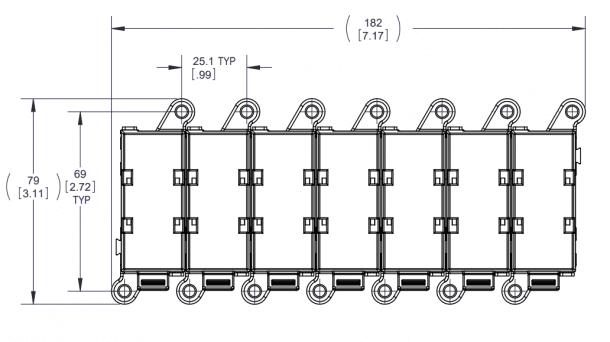 Modular Midi Fuse Holder (Fuse Module)