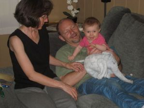 and of course, Grandma and Grandpa