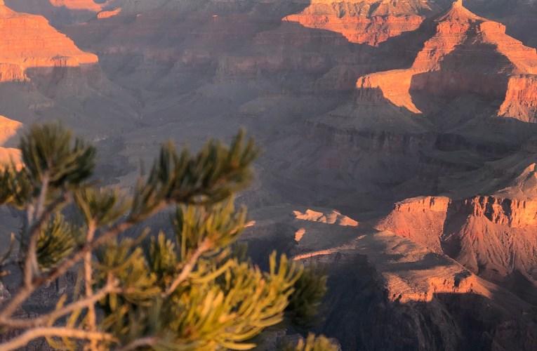 Hiking Grand canyon 2019