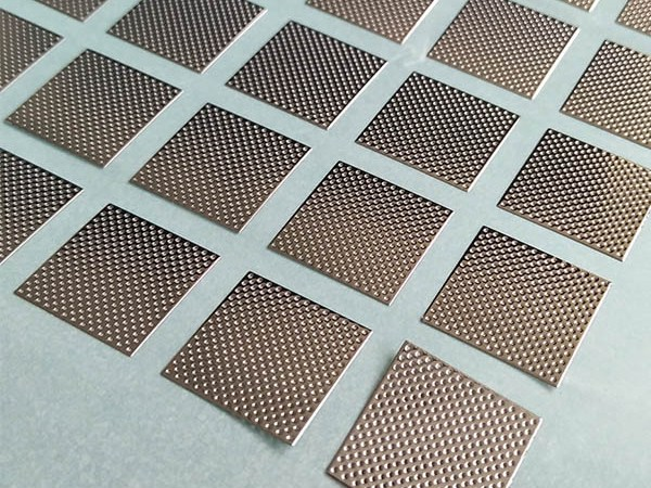Nickel speaker mesh metal sticker 7 - High Quality Perforated Wire Mesh Walkway Punching Small Hole Expanded Metal Mesh Round Hole Mesh