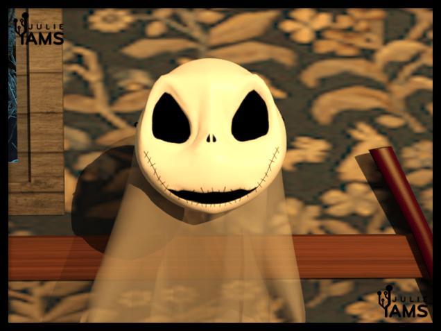 Mise en situation du fantôme
