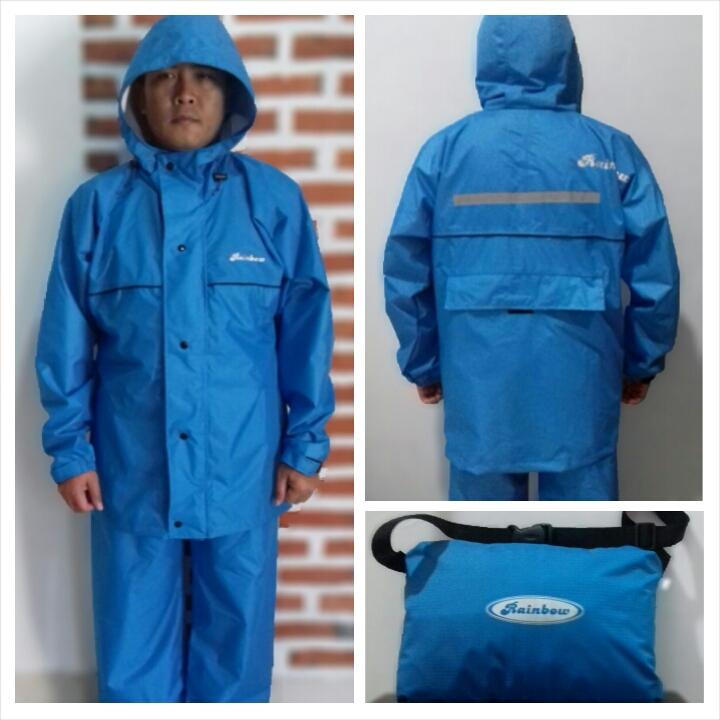 Jas Hujan RAINBOW  Agen  Distributor Jas Hujan Cibinong