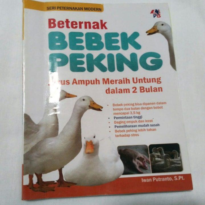 Buku Bebek Peking