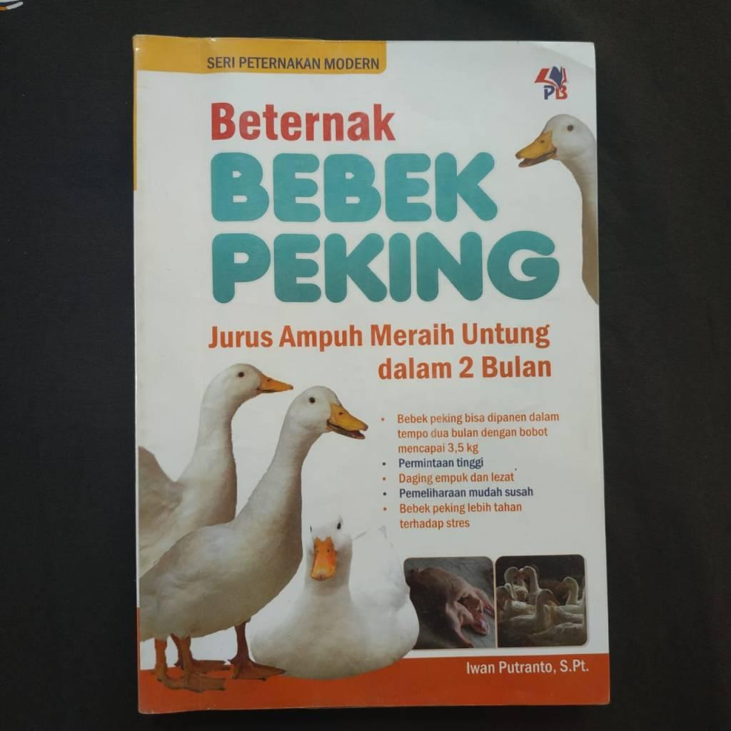 Buku SPM Beternak Bebek Peking