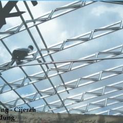 Grosir Baja Ringan Bandung Portofolio Atap Harga
