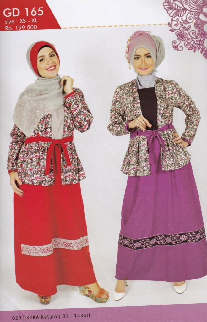 Baju Muslim Anak Merk Keke  Pilihan Online Terbaik