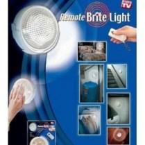 LAMPU REMOTE LAMPU UNIK PAKE REMOTE MENGGUNAKKAN BATERAI AA 4PCS ( TDK INCLUDE )