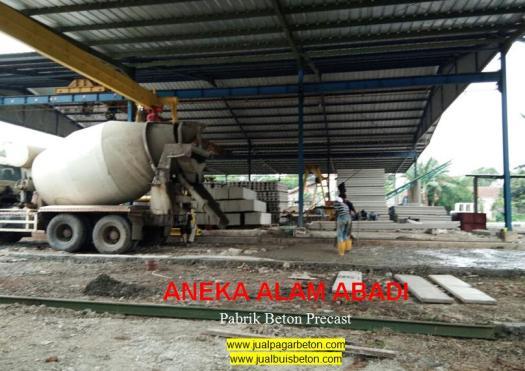 komponen beton