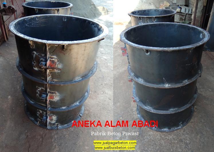 moulding buis beton