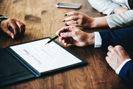 standar dokumen kontrak