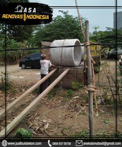 pengadaan buis beton resapan