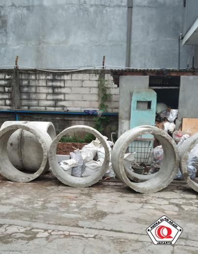 pengiriman buis beton