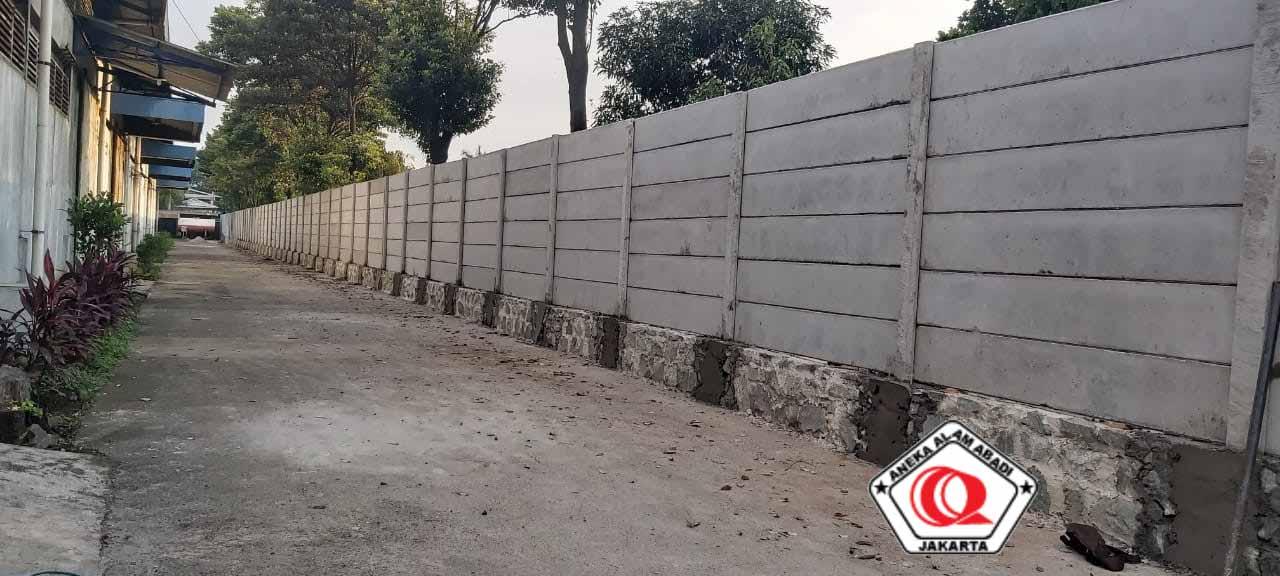 daun panel beton