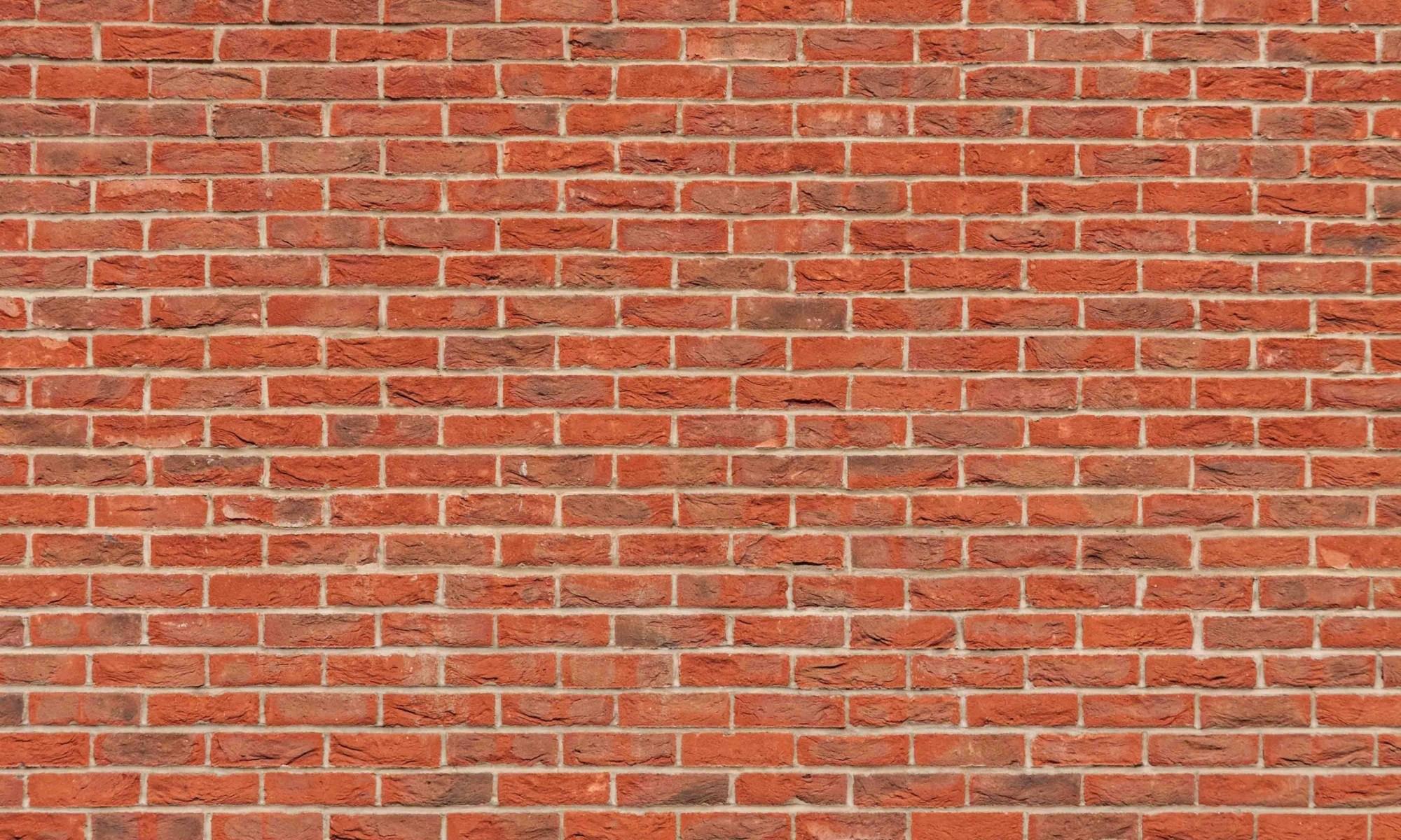 Dimensi dinding bata