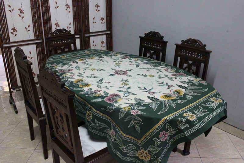 Taplak Meja Batik Alas Meja Batik  JUAL Gorden Tenun  GORDEN Tenun MURAH  INTERIOR Batik