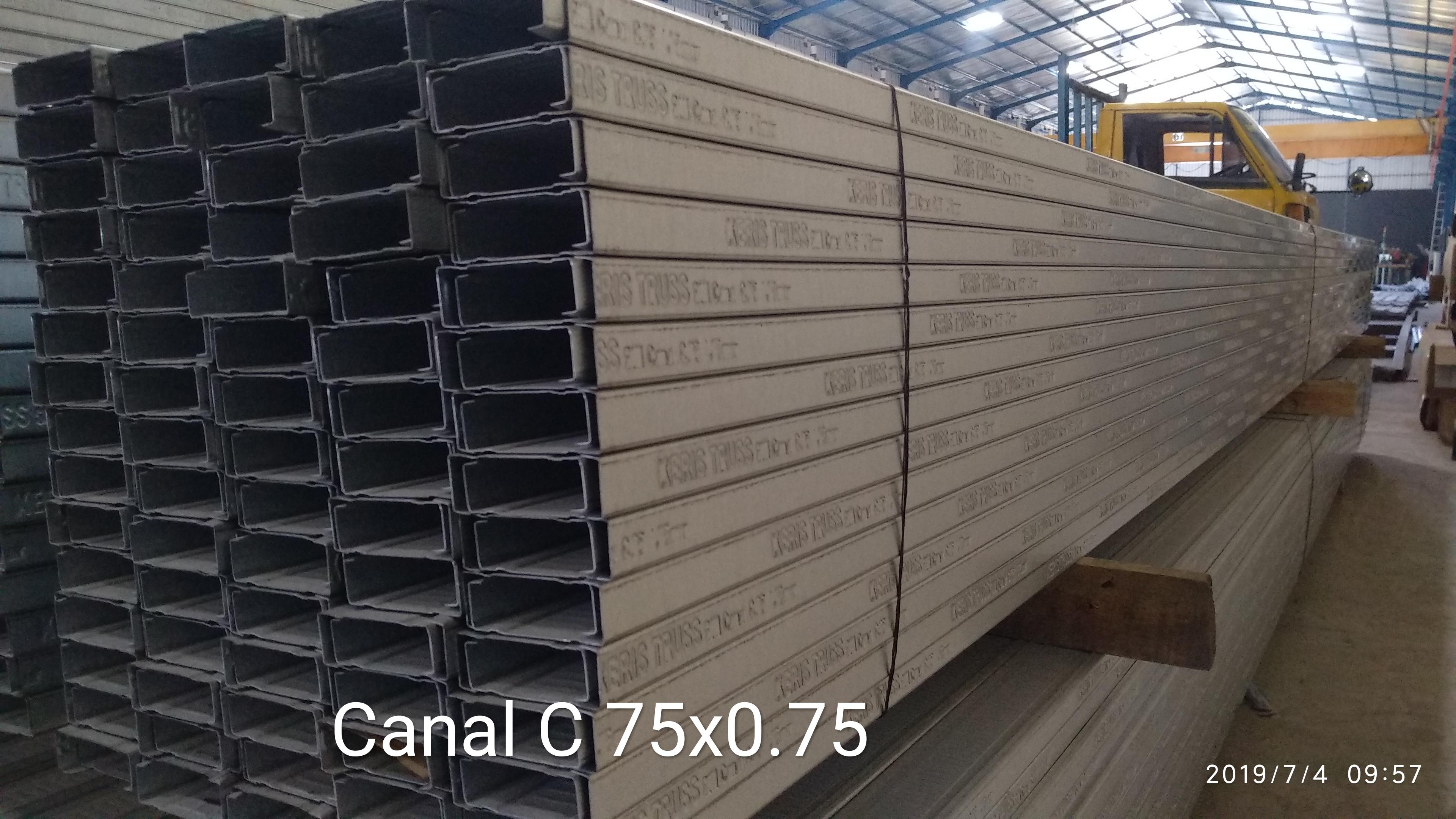 pabrik baja ringan makassar jual bajaringan canal c gudang