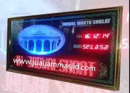 jual jam dinding digital untuk masjid di tangerang selatan