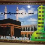jual jam digial masjid running text di bekasi selatan