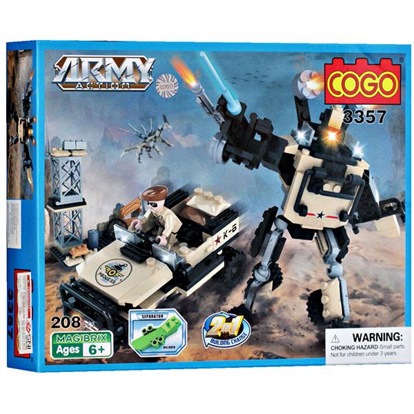 Jual Mainan Lego Militer Bentuk Kapal Pesawat Truk Tank