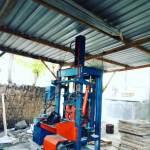 Jual mesin paving block hidrolik