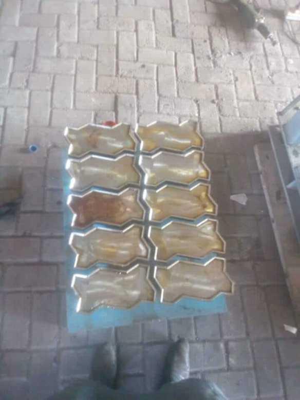 PAving block type kacangan