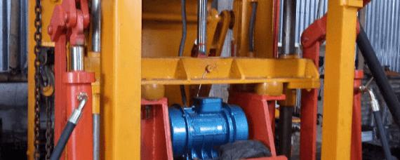 Jual mesin paving block Balikpapan – 0813.5495.4655