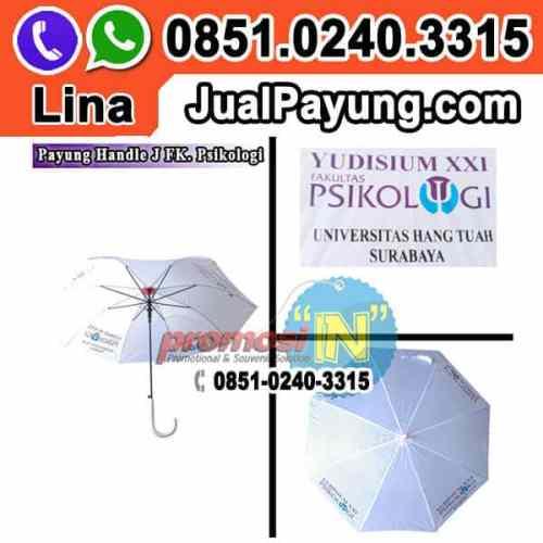 Pesan Payung Promosi Bikin Payung Sablon Murah
