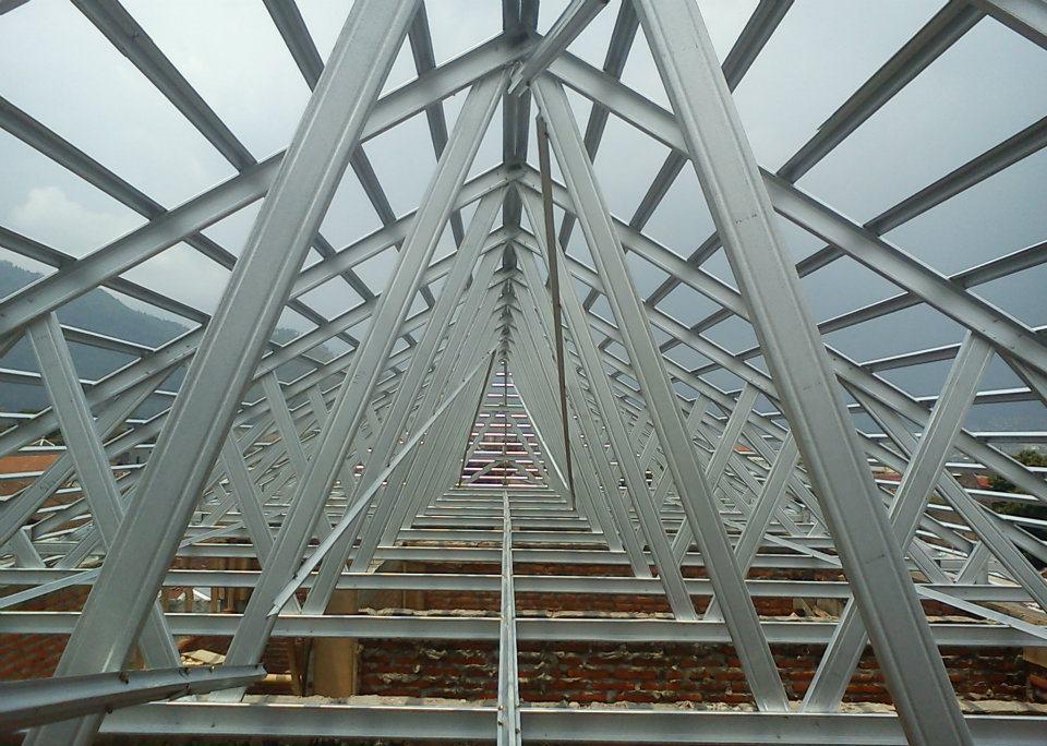 harga pasang atap baja ringan di bandung rangka taso jual sni