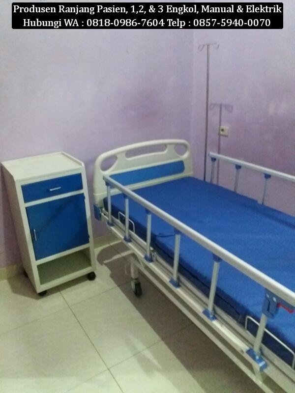 bed untuk rumah sakit  Jual Ranjang Pasien