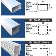 Ukuran Plafon Baja Ringan Jual Mesin Hollow Galvalume Brick Lipat Murah Rollforming