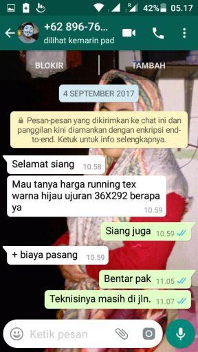 JJual Running text nganjuk